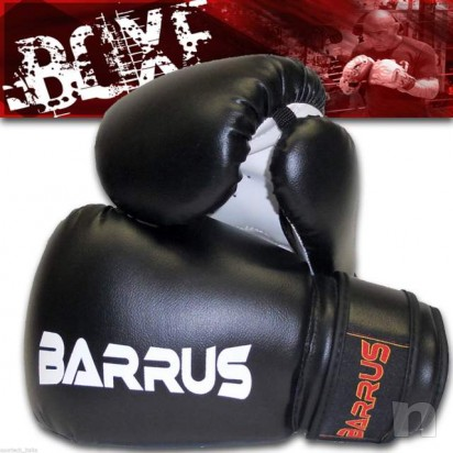 Guantoni mma guanti kick boxing thai boxe foto-9600