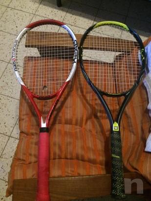 Racchette da Tennis Wilson-Head foto-9614