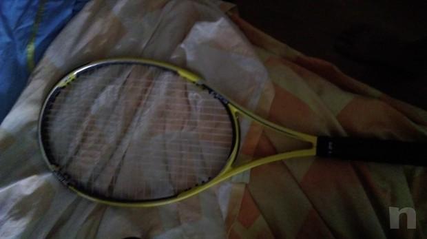 Racchetta tennis prince foto-5431