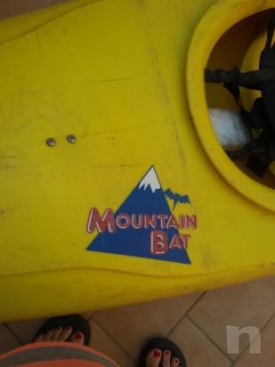 Vendo canoa pyranha mountain bat foto-9672