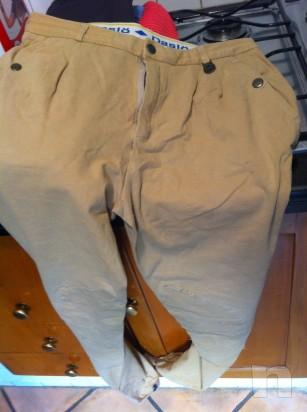 Pantalone equitazione donna foto-5497