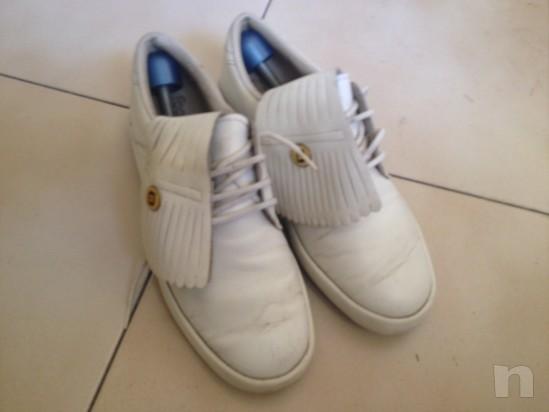 Scarpe golf da donna vendesi foto-5518