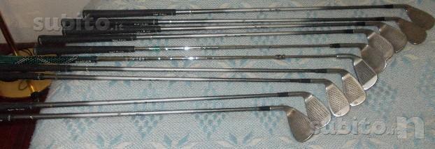 14 mazze da golf vario tipo e marche foto-720