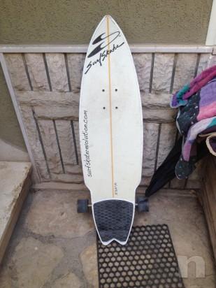 surfskate longboard originale americano foto-9948
