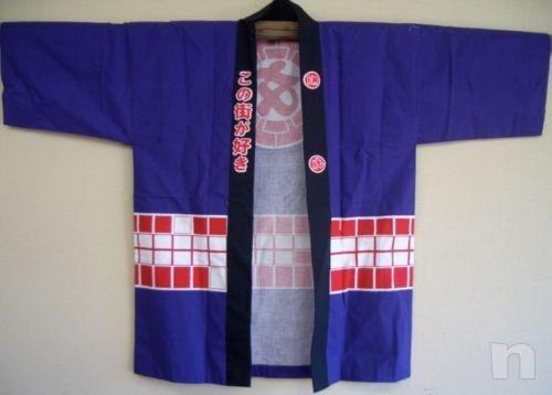 Hakama giapponese ORIGINALE da pratica o cerimonia foto-10356