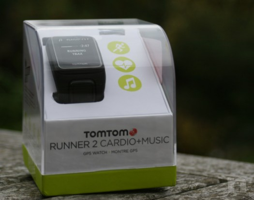 TOM TOM RUNNER 2 CARDIO +MUSIC GPS colore nero  foto-10402