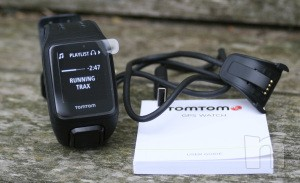 TOM TOM RUNNER 2 CARDIO +MUSIC GPS colore nero  foto-10403
