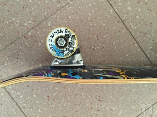 Skateboard Golden Dragon  foto-10457
