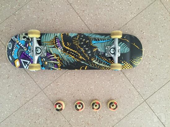 Skateboard Golden Dragon  foto-10456