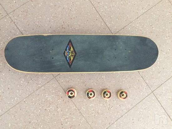 Skateboard Golden Dragon  foto-5887
