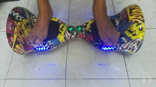 Overboard skate eletettrico smart balance board foto-10461