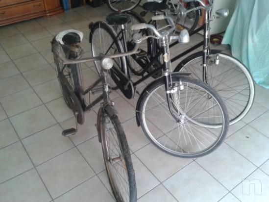 Per restauratori o amanti del genere vendo n 3 biciclette della nonna foto-10487