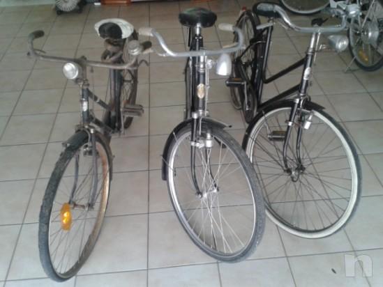 Per restauratori o amanti del genere vendo n 3 biciclette della nonna foto-5903