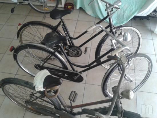 Per restauratori o amanti del genere vendo n 3 biciclette della nonna foto-10486