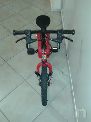 Bicicletta del 14 adatta a bimbi dai 2/3 anni in su' foto-10551