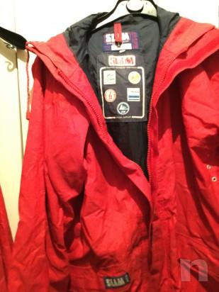 Cerata completa salopette e giacca SLAM per vela foto-10600