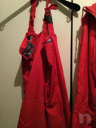 Cerata completa salopette e giacca SLAM per vela foto-10601