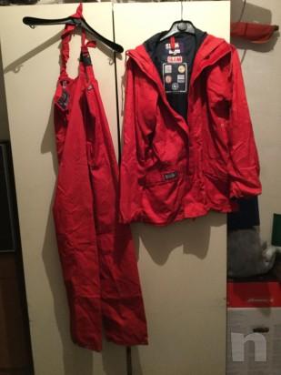 Cerata completa salopette e giacca SLAM per vela foto-5952