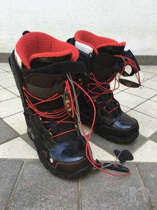 Tavola snowboard Drake Regent 155w + extra  foto-10624