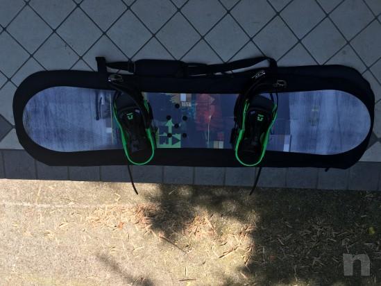 Tavola snowboard Drake Regent 155w + extra  foto-10622