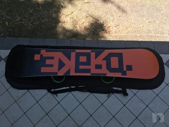 Tavola snowboard Drake Regent 155w + extra  foto-10623