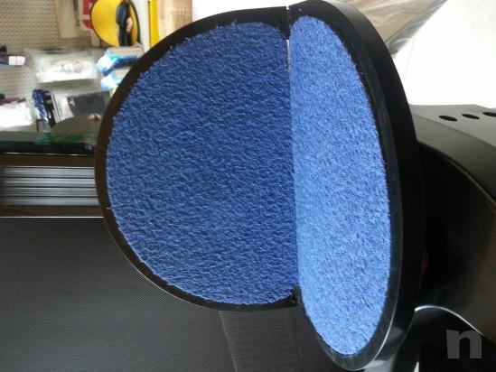 TAPPETINO DOCCIA FITFEET poggiapiedi pieghevole portatile fit feet - lavabile foto-606