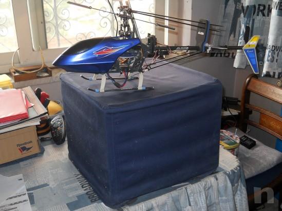 Elicottero TREX 450X foto-6077