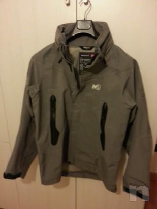 giacca in goretex tipo guscio foto-6111