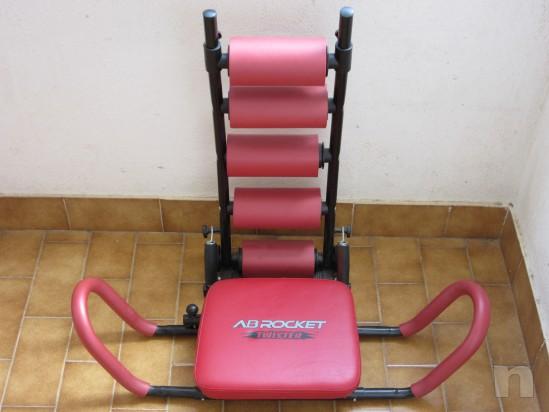 Panca fitness per addominali AB-rocket Twister foto-6163