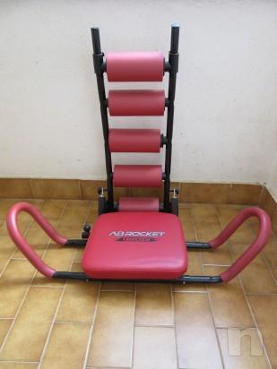 Panca fitness per addominali AB-rocket Twister foto-10974