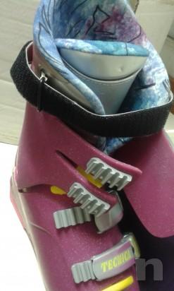 Scarponi da sci donna mai usati foto-11002