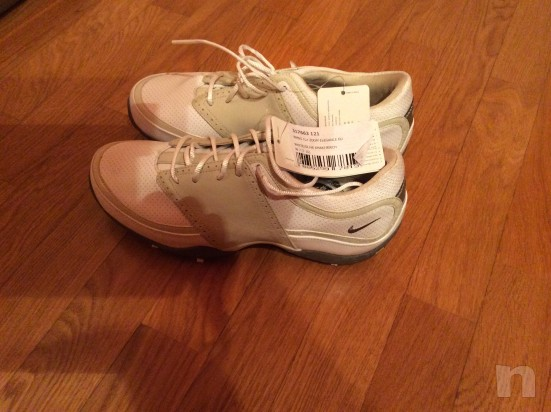 nuove e mai usate splendide scarpe da golf Nike numero 38 foto-6209