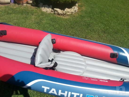 Canoa kayak gonfiabile foto-11188