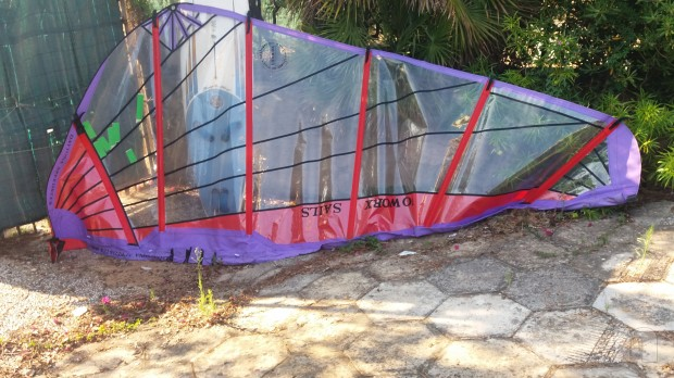 Vela da windsurf foto-6295