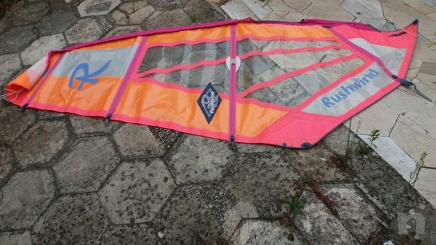 Vela da windsurf foto-11206