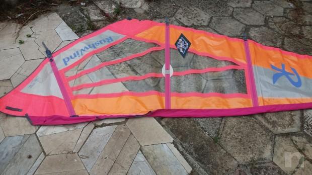 Vela da windsurf foto-6299