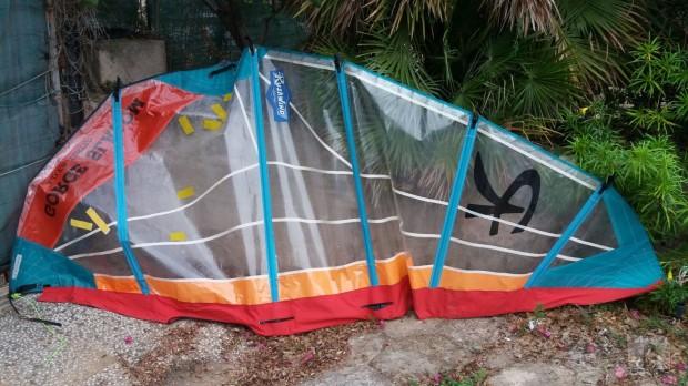 Vela da windsurf foto-6301