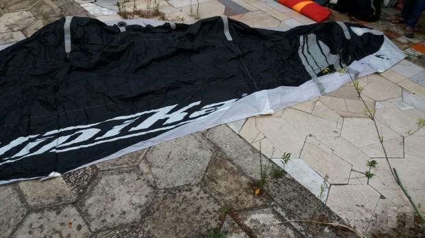 Vela da kitesurf foto-11213