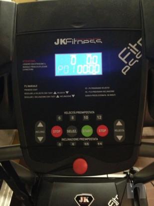 Tapis roulant Jk Fitness genius 120 affarone foto-11316