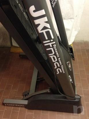 Tapis roulant Jk Fitness genius 120 affarone foto-11318