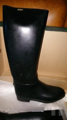 Stivali da equitazione AIGLE n. 44, come nuovi  foto-11353