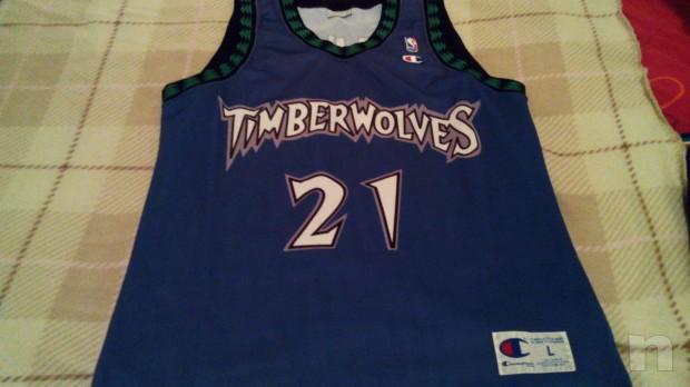 Canotte NBA anni 90'  foto-11491