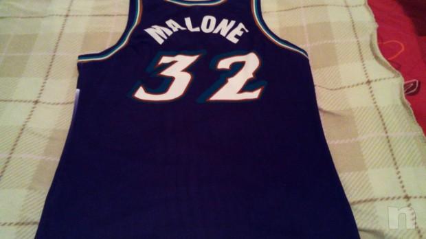 Canotte NBA anni 90'  foto-11490