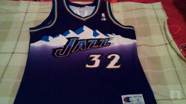 Canotte NBA anni 90'  foto-6462
