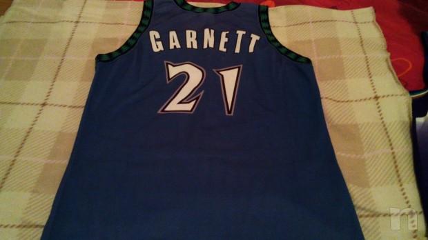 Canotte NBA anni 90'  foto-11492
