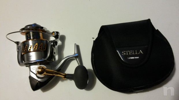 Mulinello Shimano Stella 8000SW-PG foto-6499