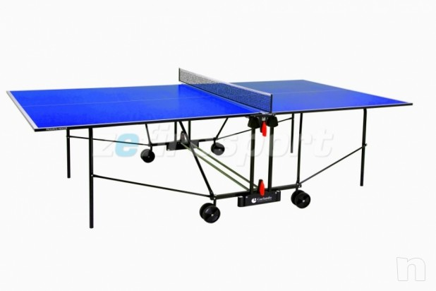 TAVOLO PING PONG TENNIS TAVOLO GARLANDO PROGRESS INDOOR foto-655