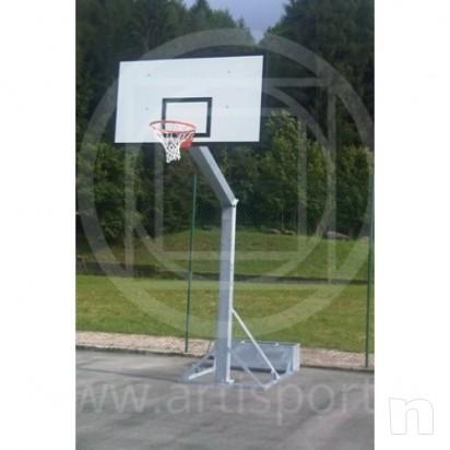 Impianto Basket trasportabile foto-6614