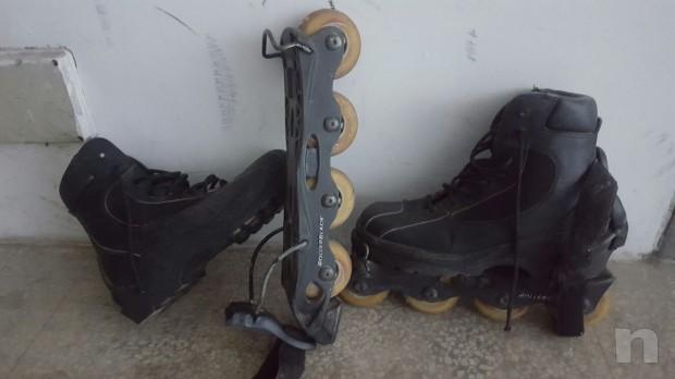 pattini rollerblade con ruote removibili foto-6828