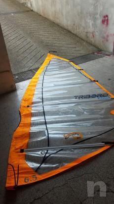 vela windserf m.6,5 foto-12153